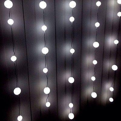 ber ideen zu ikea lichterkette auf pinterest aufh ngen lichtervorhang und lichterkette. Black Bedroom Furniture Sets. Home Design Ideas