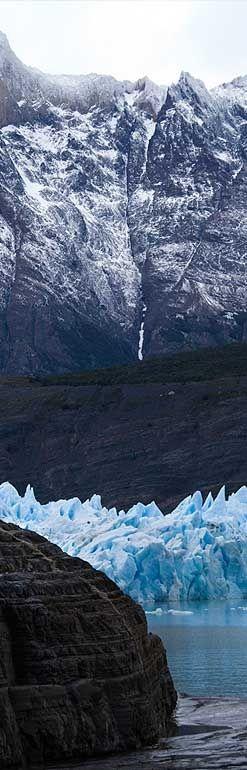 Grey Glacier, Chilean Patagonia