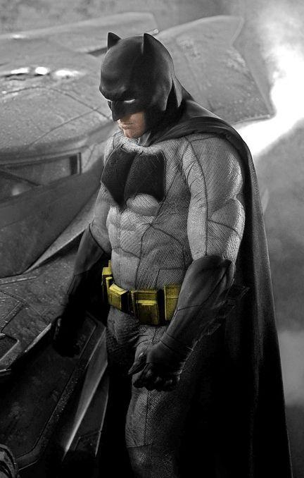 new batman suit ben affleck - Google Search