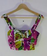 floral multi colour bra-let!   How lush is this guys!!!!!
