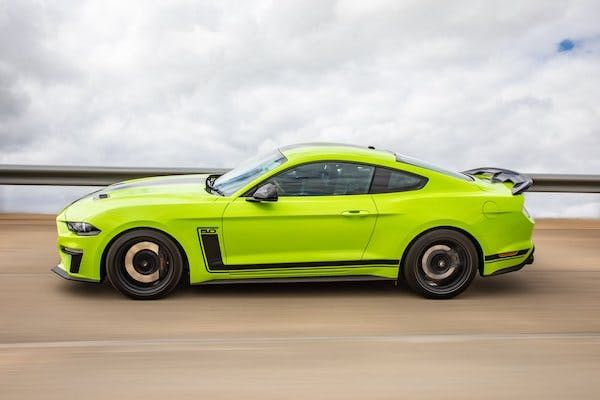 2020 Ford Mustang R Spec Is Australia S 700 Hp Shelby Gt500