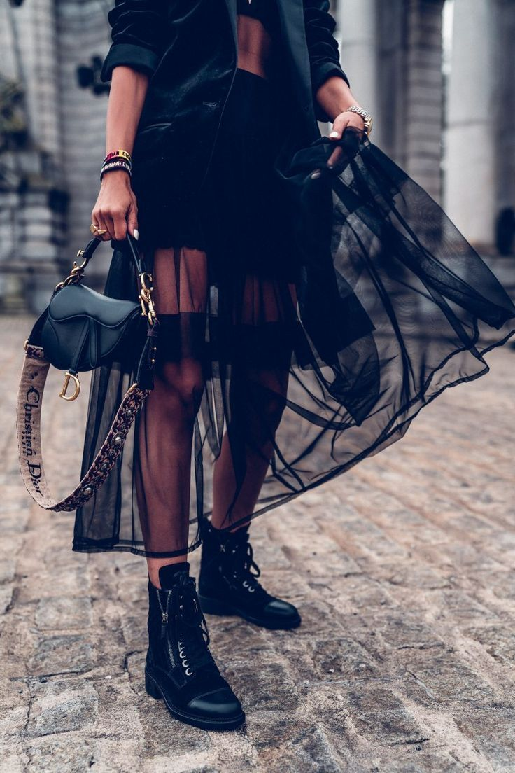 All About Accessories :: Dior Saddle Bag 1