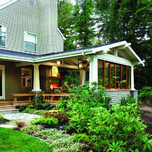 Outdoor rooms are the best way to add space to your home without breaking your budget