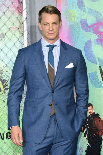 "Joel Kinnaman Photos - Joel Kinnaman  attends the ""Suicide Squad"" World Premiere at The Beacon Theatre on August 1, 2016 in New York City. - ""Suicide Squad"" World Premiere - Inside Arrivals"