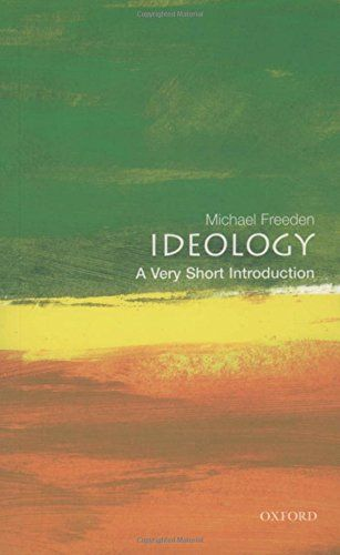 Ideology: A Very Short Introduction by Michael Freeden