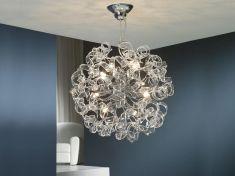 Lampade moderne : Modello NOVA trasparente