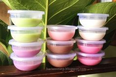 Step By Step Membuat Puding Puyo (Silky Puding)