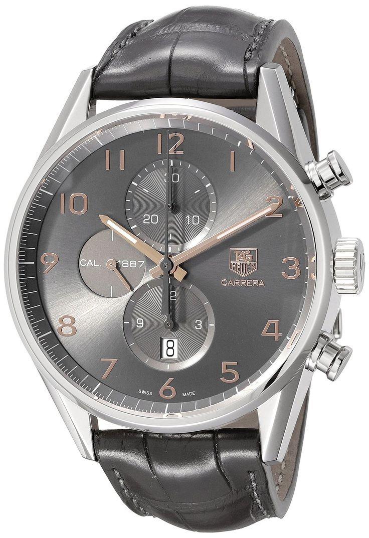 TAG Heuer CAR2013.FC6313 - Reloj para hombres color gris