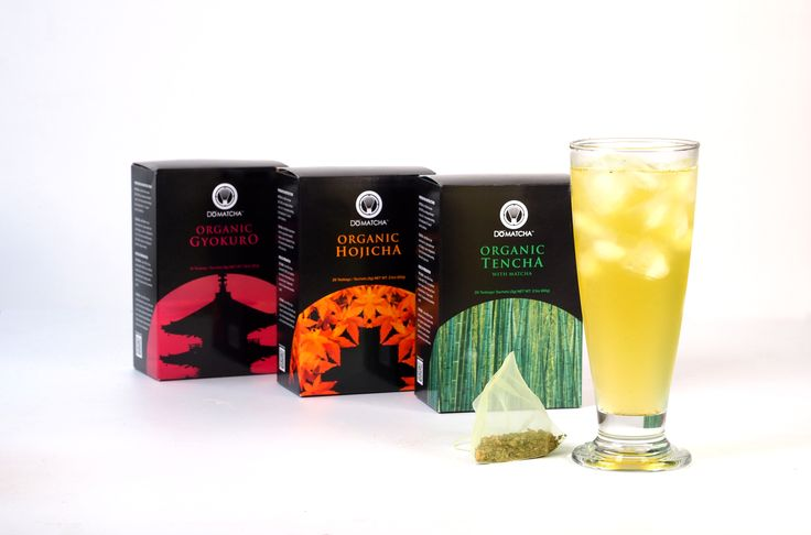 Iced Tea with #DoMatcha #Tea #GreenTea #Hojicha #Tencha #Gyokura   www.domatcha.com
