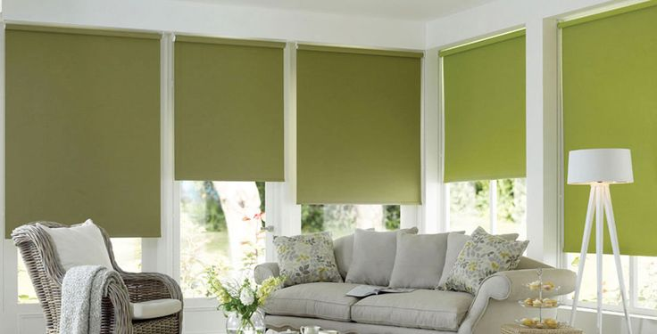 Roller blinds also known as Holland Blinds are practical product beneficial for everyday usage