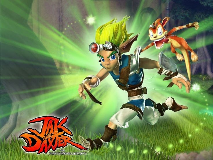 Push Square - Here's How Jak & Daxter Scrubs Up on PS4 #Playstation4 #PS4 #Sony #videogames #playstation #gamer #games #gaming