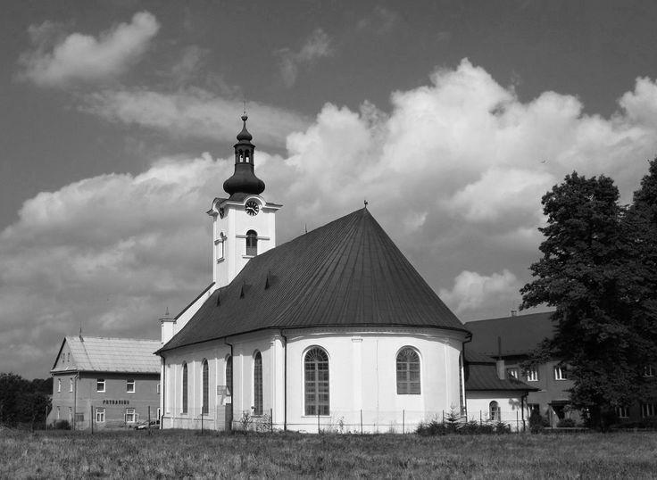 Evangelický kostel v Havířově Bludovicích
