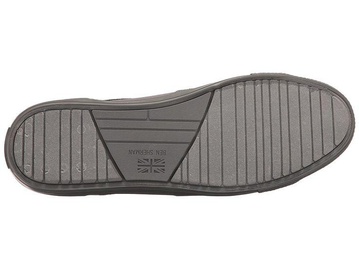 Ben Sherman Madison Perf Men's Shoes Grey