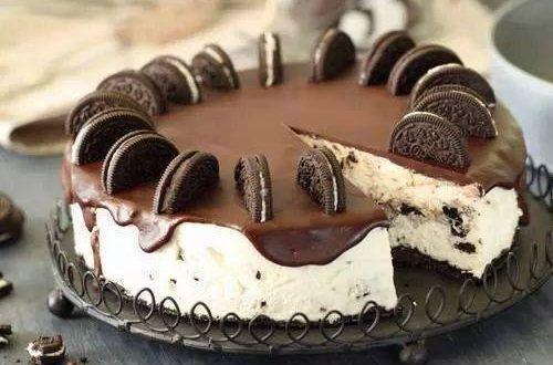 Ellenállhatatlan Oreo torta – sütés nélkül!