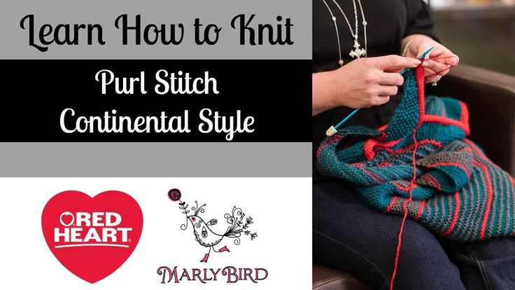 How To Increase Stitches In Knitting Continental : SUBSCRIBE so you can stay up to date with all my new videos. Website: http://...