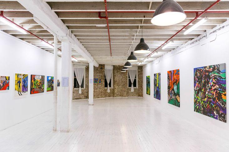China Heights Gallery   Kay & Burton