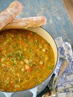 Heerlike sop