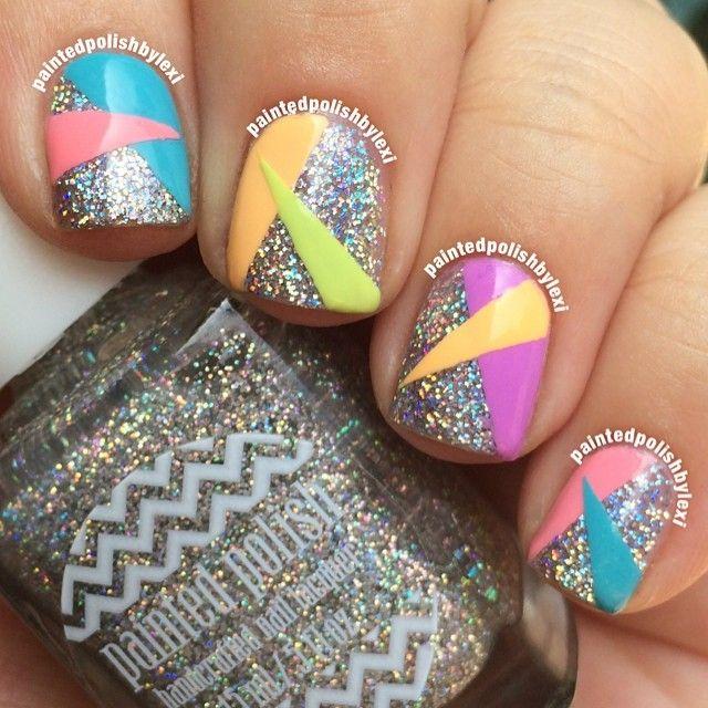 Instagram media by paintedpolishbylexi  #nail #nails #nailart