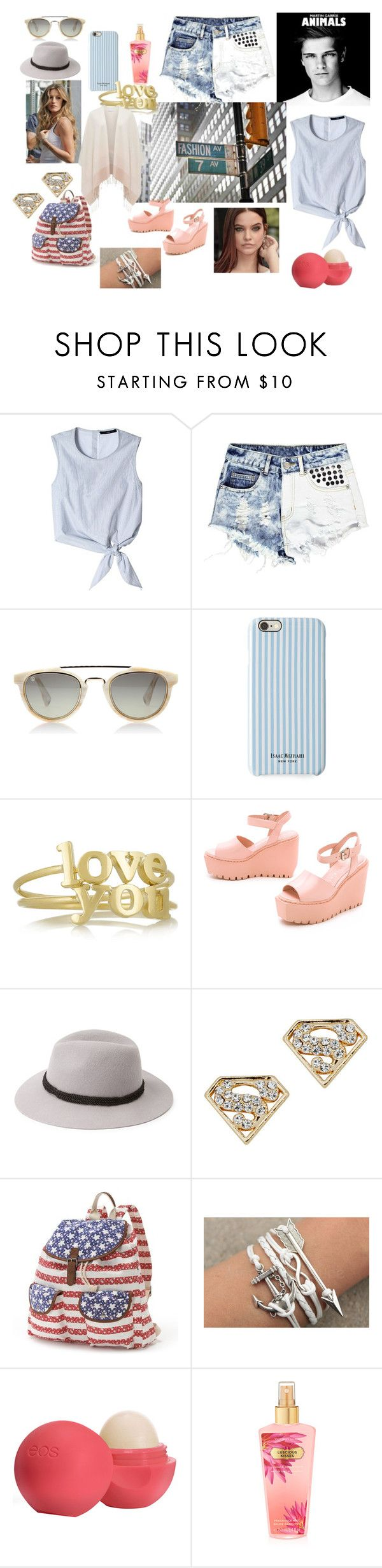 Ojala by olgasanchez09 on Polyvore featuring moda, TIBI, Forever New, Boohoo, Opening Ceremony, Candie's, Jennifer Meyer Jewelry, Isaac Mizrahi, Forever 21 and Taylor Morris
