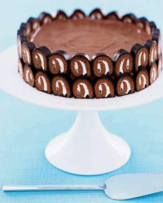 Chocolate Hazelnut Cake Recipe - This delicious easy-to-make chocolate cake filled with a hazelnut spread and cheesecake mousse is a showstopper everyone will love! Description from pinterest.com. I searched for this on bing.com/images