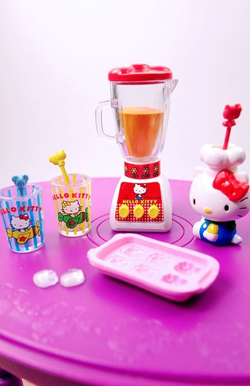 Kitty In A Blender ~ Best re ment miniatures barbie size images on