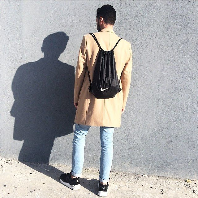 #PortHercule - Sac à dos -  #bag #backbag #nike #puma #trinomic #sneakers #coat #cos #streetstyle #fashionstyle #streetwear #ootd #outfit #look #style #fashion #street #sneakersaddict #shoesaddict #trinomic #fashionbag #lookoftheday by nicslopz from #Montecarlo #Monaco