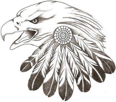 28 mejores imágenes de Eagle Tattoo Drawings For Women en Pinterest ...