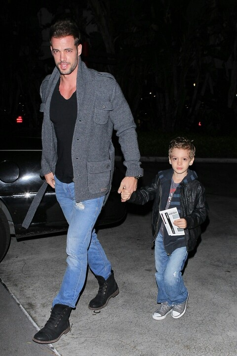 DILF    Son u have a HOT Dad  -GWilliam Levy Daughter 2013