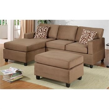 small sectional with chaise lounge