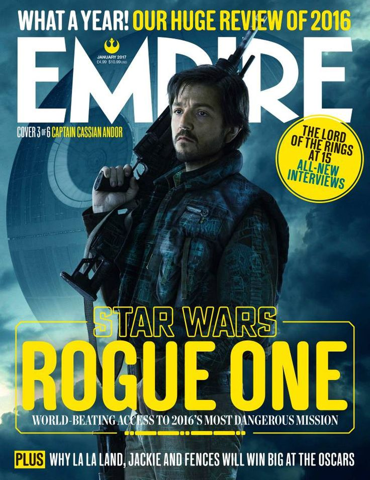 Diego Luna Cassian Andor Empire