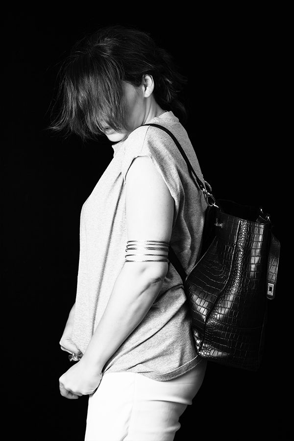 the 2 in 1 tote & backpack IoanaBora 4 Kurtmann. Find it here: http://www.kurtmann.ro/bags/