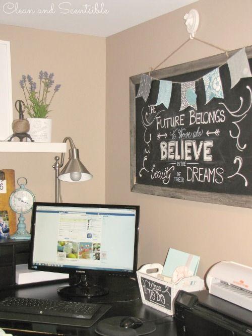19 best My new office ideas images on Pinterest | Paint, Wallpaper ...