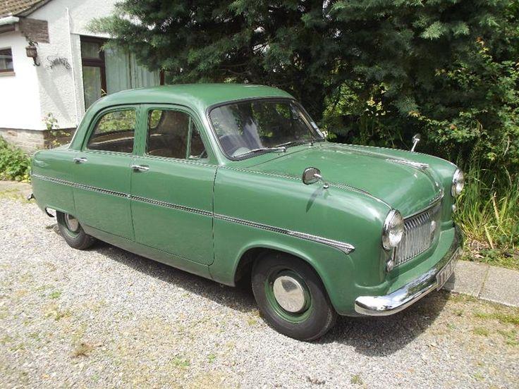 1955 Ford Consul
