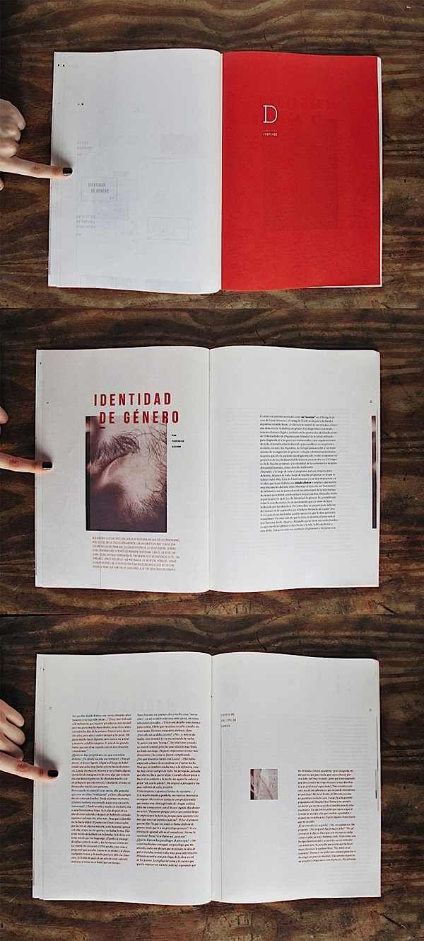 Editorial Design Inspiration: Dale Magazine