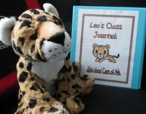 Class Mascot Writing Assignment - Students take turns taking the mascot home and creating a journal entry of its time outside of the classroom