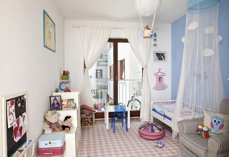Romantyczny pokój dla marzycielki