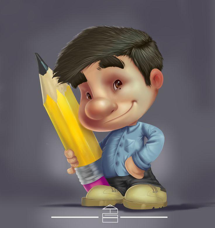 "Consulta mi proyecto @Behance: ""Cartoon-portrait"" https://www.behance.net/gallery/46237775/Cartoon-portrait"