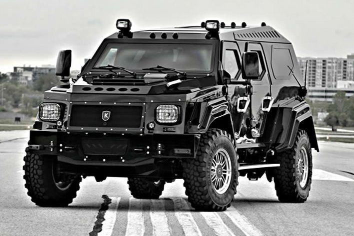'10 Of The Best Vehicles To Survive A Zombie Apocalypse' Are you prepared? Click for more... #zombies #spon