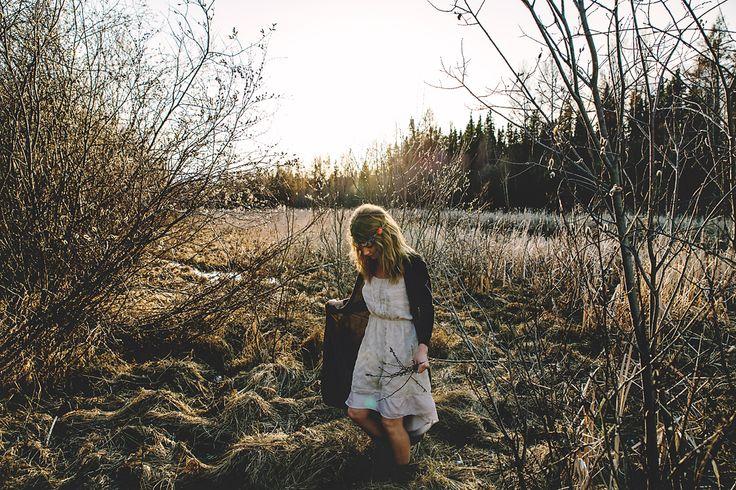 Free spirit + boho + wanderess