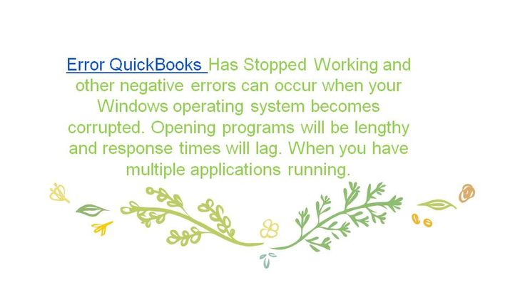 HOW TO FIX THIS QB ERROR ? Reboot your computer Rename EntitlementDataStore.ecml File Delete QBWUSE.INI file Install QuickBooks Component Repair Tool Perform Clean Installation of QuickBooks