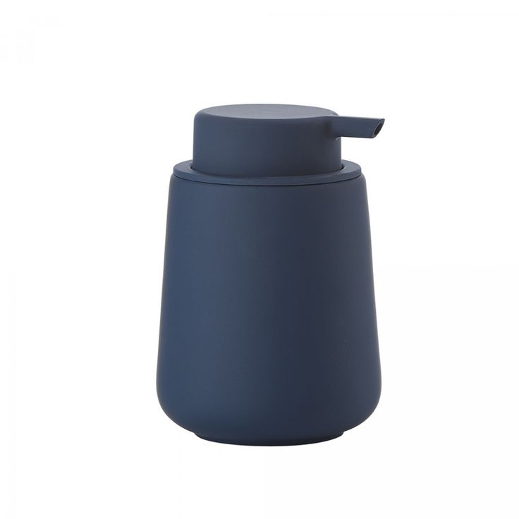 Designstuff offers a wide online selection of Scandinavian bathroom accessories, including this stunning soap dispenser by Zone Denmark.