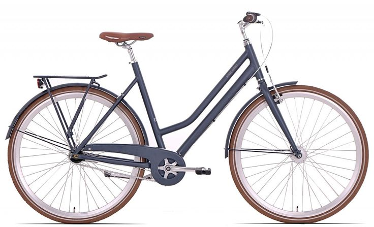 EBS Street Urban 7G Blå - 2016 Dame citybike cykel TILBUD | Cykler | Pinterest