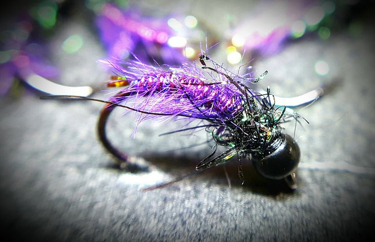 Reece's Fusion Nymph | Fly Fishing | Gink and Gasoline | How to Fly Fish | Trout Fishing | Fly Tying | Fly Fishing Blog