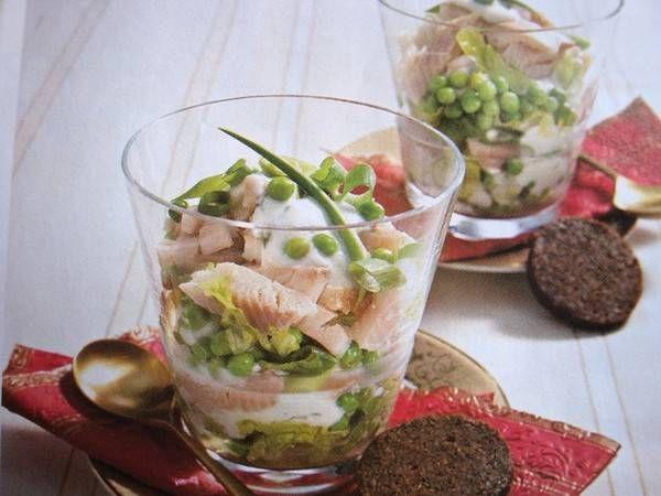 Salade Met Gerookte Forel recept | Smulweb.nl