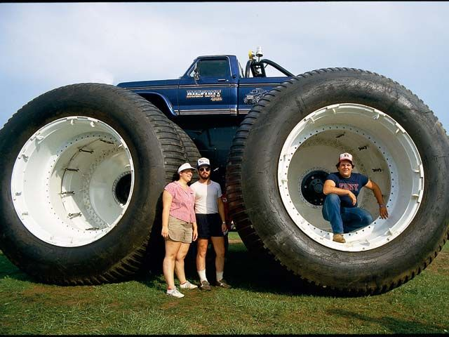 Best Biggie Monster Trucks Images On Pinterest Lifted Trucks