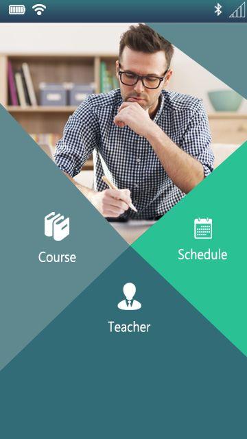 Teacher Application Splash Screen