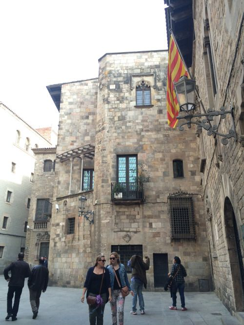 So much to see in Barcelona!  Cobblestone Travel -   Day 1: Barcelona, Spain