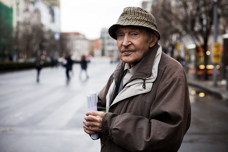 Humans of Prague | Portréty lidí z pražských ulic / Prague street portraits / Inspired by Brandon Stanton's Humans of New York