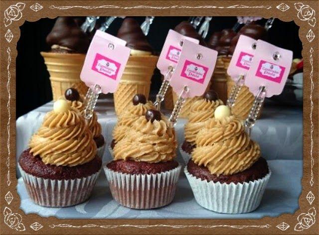 lambetadas paula: Cupcakes de mocha