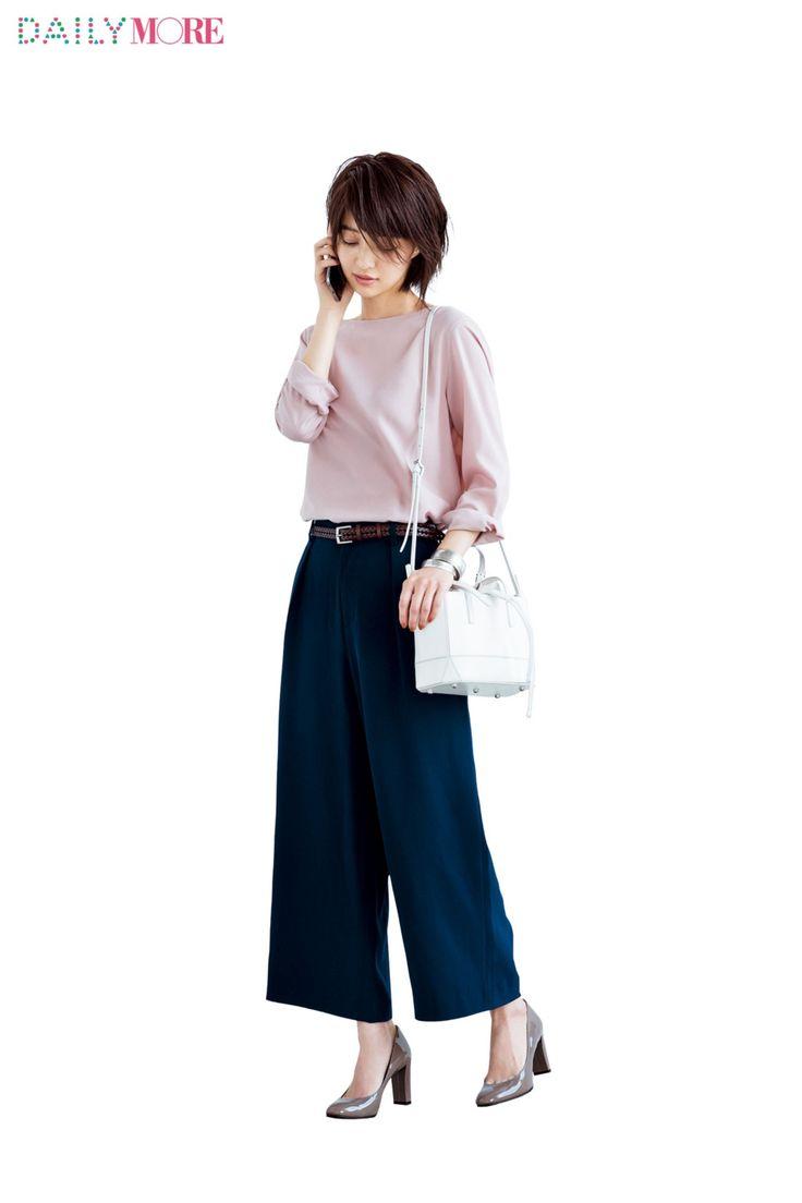 【今日のコーデ/逢沢りな】お疲れモードの金曜日は大人ピンクで気分アップ♡ | ファッション(コーディネート・流行) | DAILY MORE